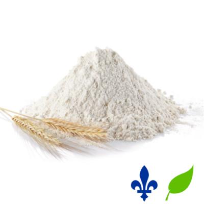 farine tout usage non blanchie bio